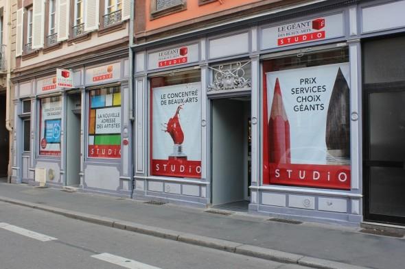 inauguration du nouveau magasin de strasbourg gare l. Black Bedroom Furniture Sets. Home Design Ideas