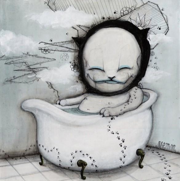 Matwo - le bain