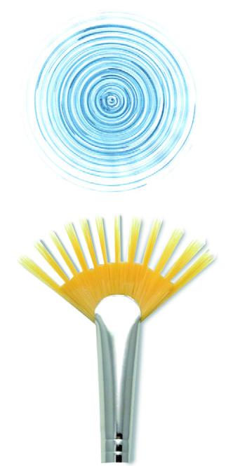 Voici un guide pour bien choisir la forme de pinceau - Le geant des beaux arts bordeaux ...