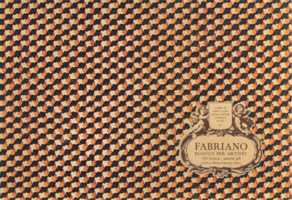 "Papier artistico et bloc ""per artisti"" de Fabriano"