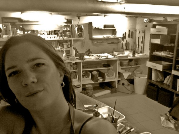 Rencontre avec Alice Locoge, artiste peintre animalier