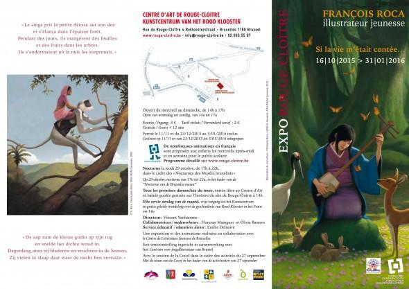 Belgique exposition rouge clo tre fran ois roca - Geant beaux arts paris ...
