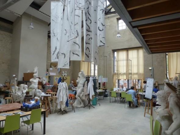 Le Galm, Groupe Artistique Léon Moinard, a été crée en 1947 à Couëron