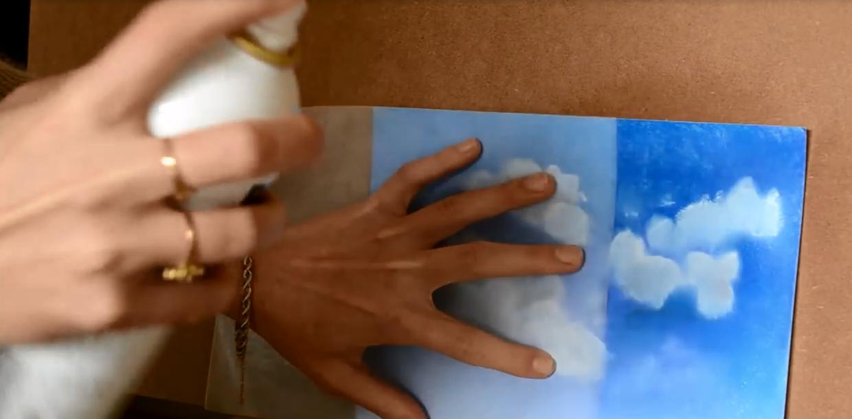 Comment utiliser le fixatif pour pastels secs par l - Geant beaux arts paris ...
