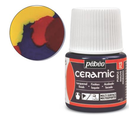 Mixed media par p b o les couleurs ceramic - Le geant des beaux arts bordeaux ...