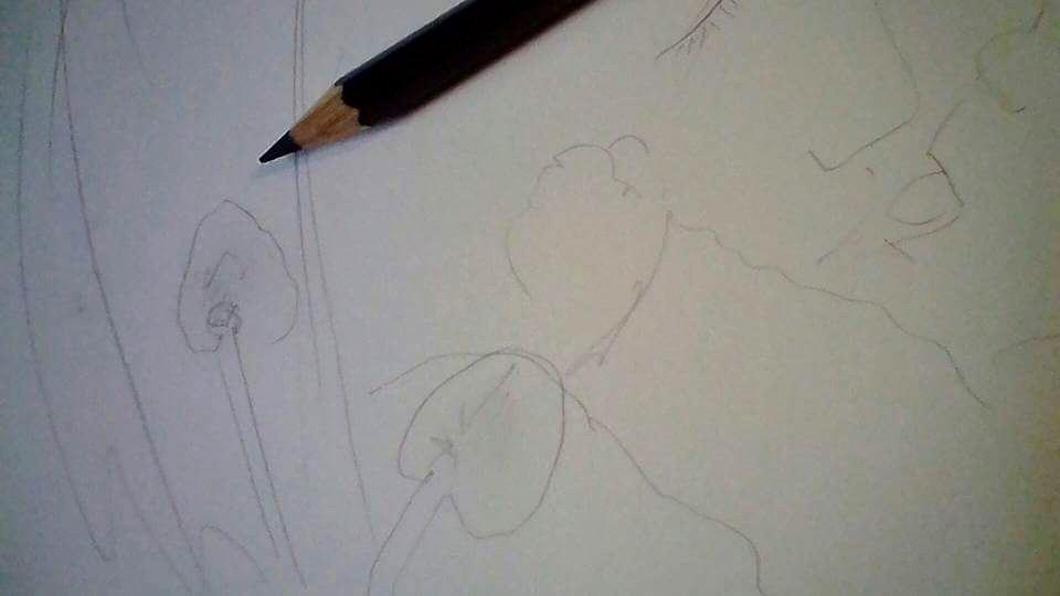 Comment dessiner partir d 39 une photo par marthe camille - Le geant des beaux arts bordeaux ...