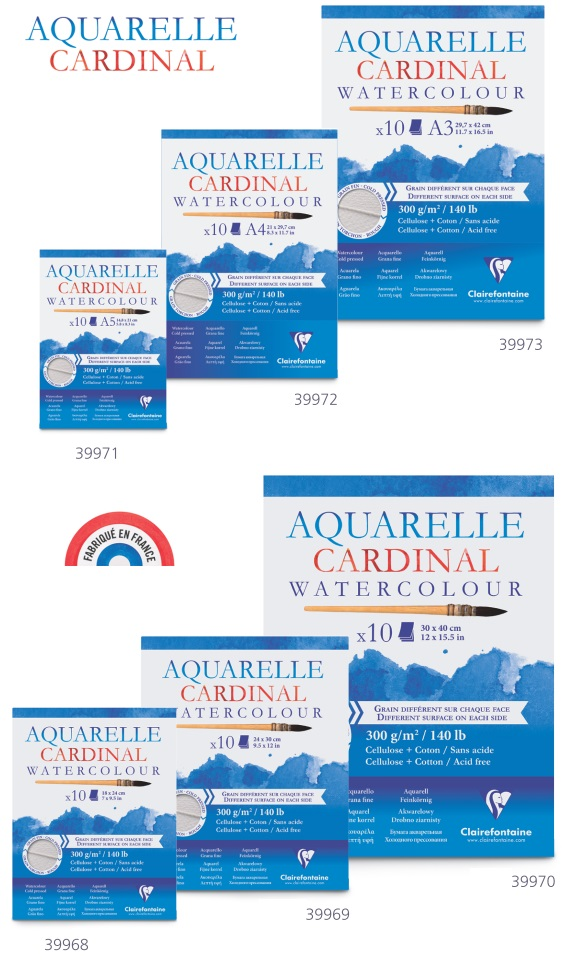 Papier Cardinal