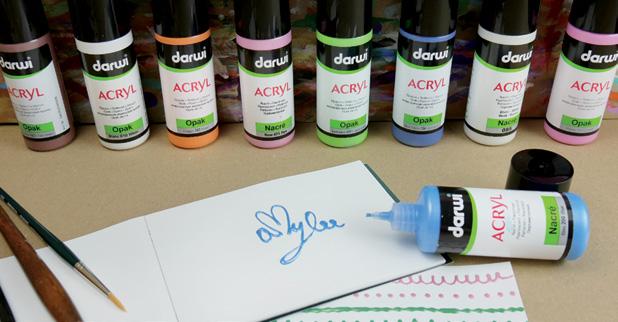 l acrylique darwi en flacon 30 et 80 ml test e par amylee paris l 39 atelier g ant. Black Bedroom Furniture Sets. Home Design Ideas