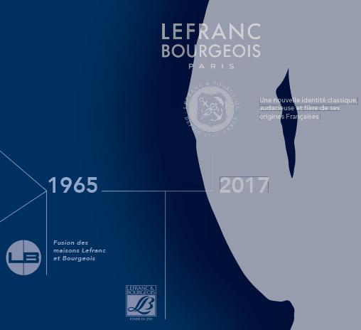 Lefranc Bourgeois, riche d'un héritage de près de 300 ans