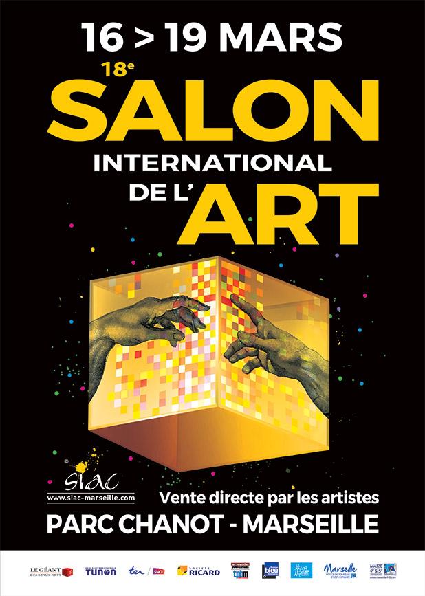 SIAC Marseille 16-19 Mars 2018