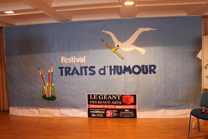 Festival Traits d'humour