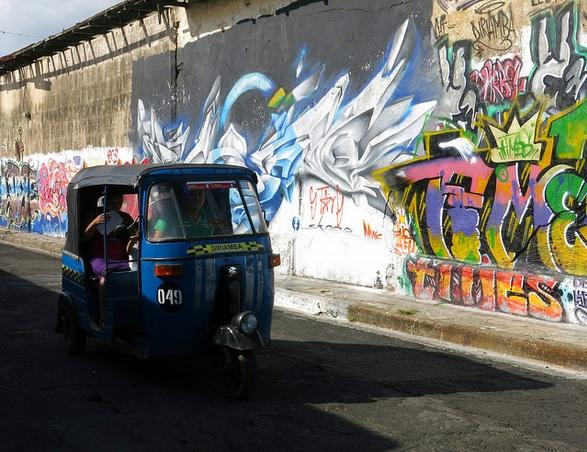 L'imaginaire des Murs, l'art de voyager à travers les peintures murales du Nicaragua