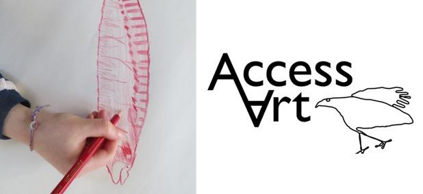 Introducing GreatArt's latest partner: AccessArt