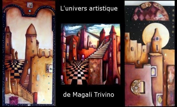 L'univers artistique de Magali Trivino