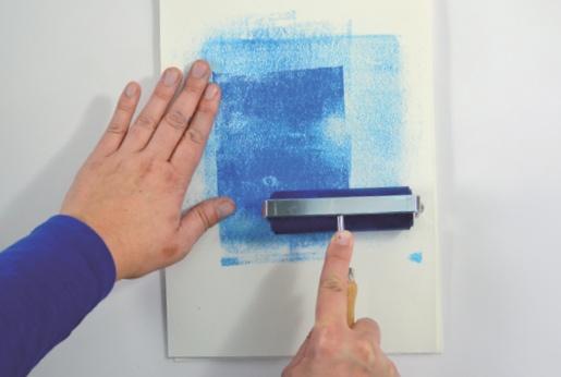 Monotype : découvrez les plaques d'impression Gelli Print
