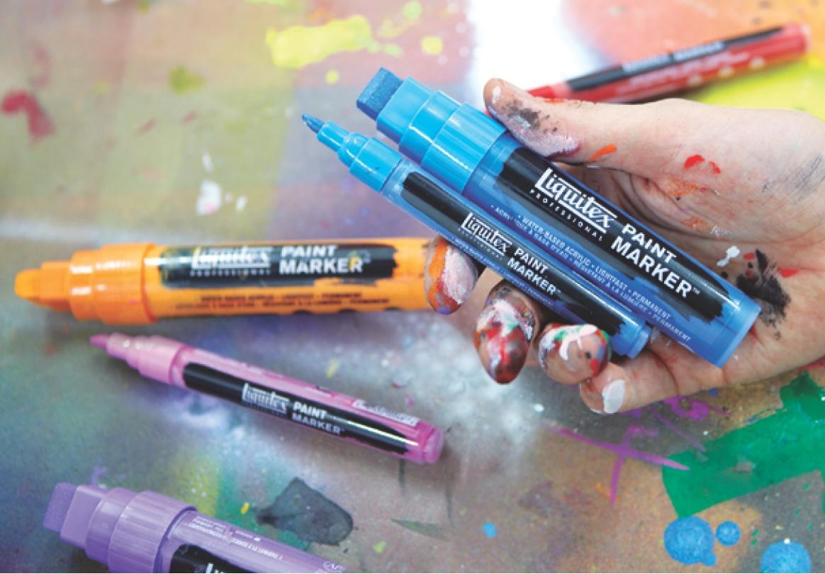 Liquitex Paint Markers