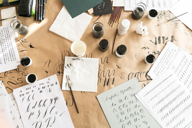 Arts Graphiques & Calligraphie