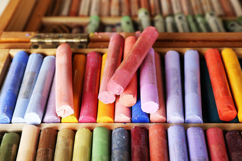 Dessin Pastels