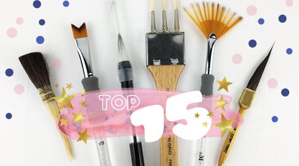 Amylee's Top 15 Amazing Brushes