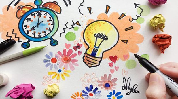 10 ways to 'Wake Up' your Creativity!
