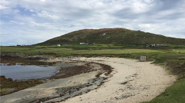 The UK Islands Project: Bardsey