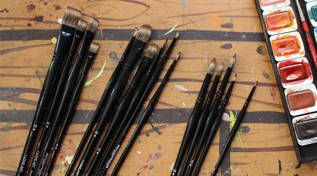 Keelertornero and I Love Art brushes