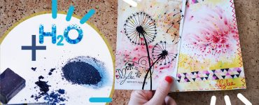 DIY Watercolour Powder