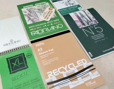recycled papers