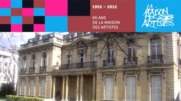 La maison des artistes l 39 atelier g ant - Maison des artistes paris ...