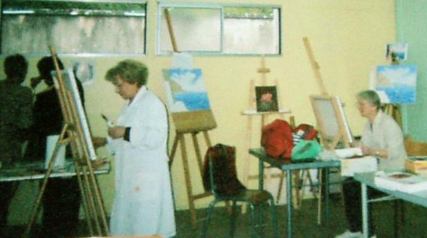 Terre et volupt l 39 atelier g ant - Le geant des beaux arts bordeaux ...