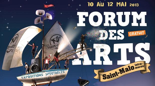 forum des arts de saint malo l 39 atelier g ant. Black Bedroom Furniture Sets. Home Design Ideas