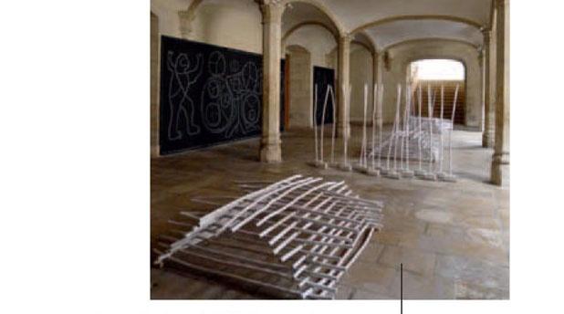 biennale d art contemporain de melle l 39 atelier g ant. Black Bedroom Furniture Sets. Home Design Ideas