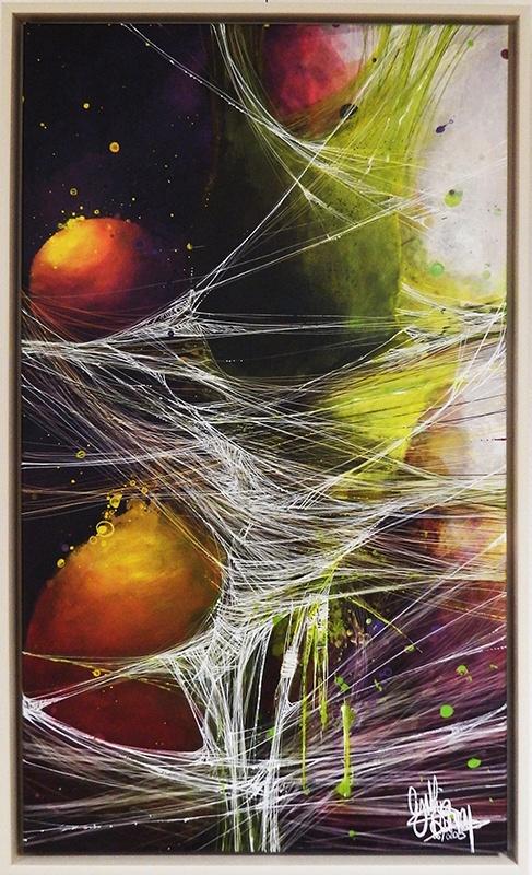 Rencontre avec cynthia dormeyer l 39 artiste aux cocons l 39 atelier g ant - Le geant des beaux arts bordeaux ...