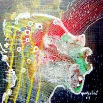 Exposition de peintres béninois à ABC Gallery à Nice