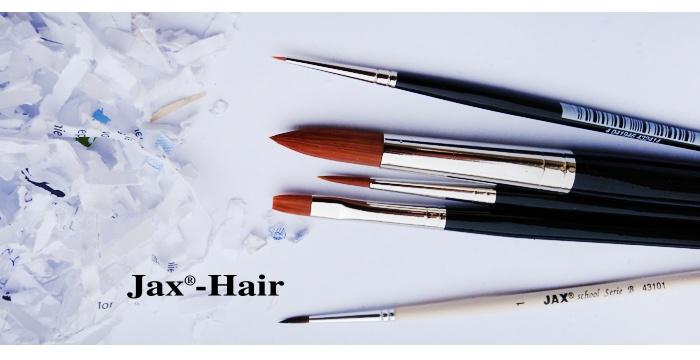 Pinceaux Jax-Hair