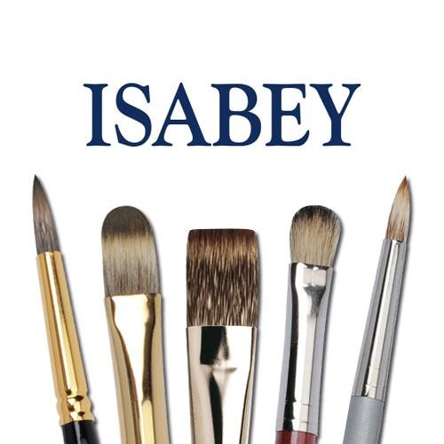Les pinceaux Isabey