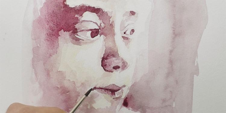 apprendre à peindre à l'aquarelle