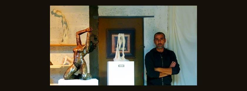 l 39 artiste du mois de janvier rencontre avec franck henry sculpteur l 39 atelier g ant. Black Bedroom Furniture Sets. Home Design Ideas