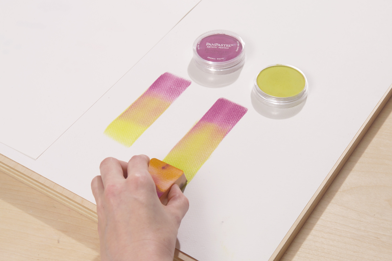Comment utiliser les pastels en godets PANPASTEL™