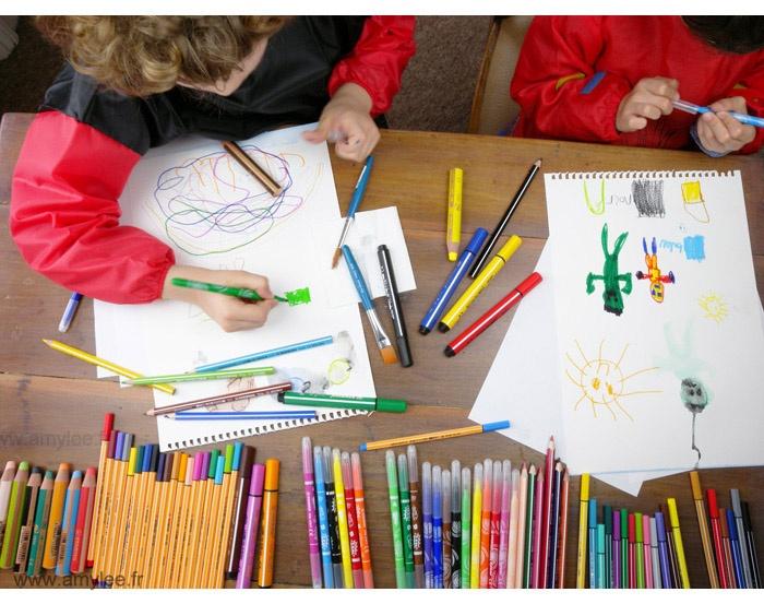 Stabilo feutres crayons pour enfants par amylee l 39 atelier g ant - Le geant des beaux arts bordeaux ...