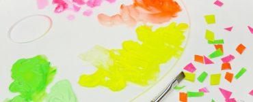 Les dessous de la peinture fluo
