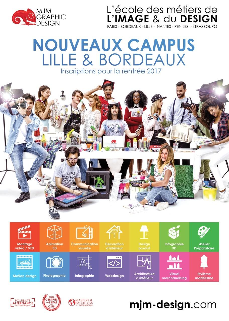 Ouverture Lille Bordeaux