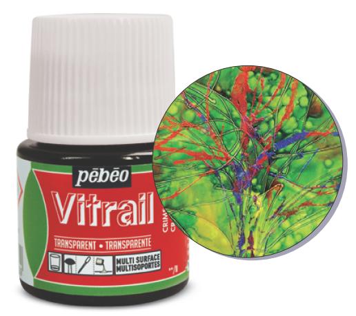 Mixed media par p b o les couleurs vitrail - Le geant des beaux arts bordeaux ...