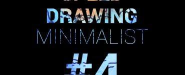 Speed Drawing - Minimalist landscape - Winter is coming avec Bruno Bosse