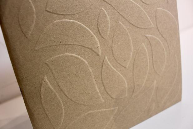technique de l 39 embossage personnaliser des carnets l 39 atelier de louise. Black Bedroom Furniture Sets. Home Design Ideas