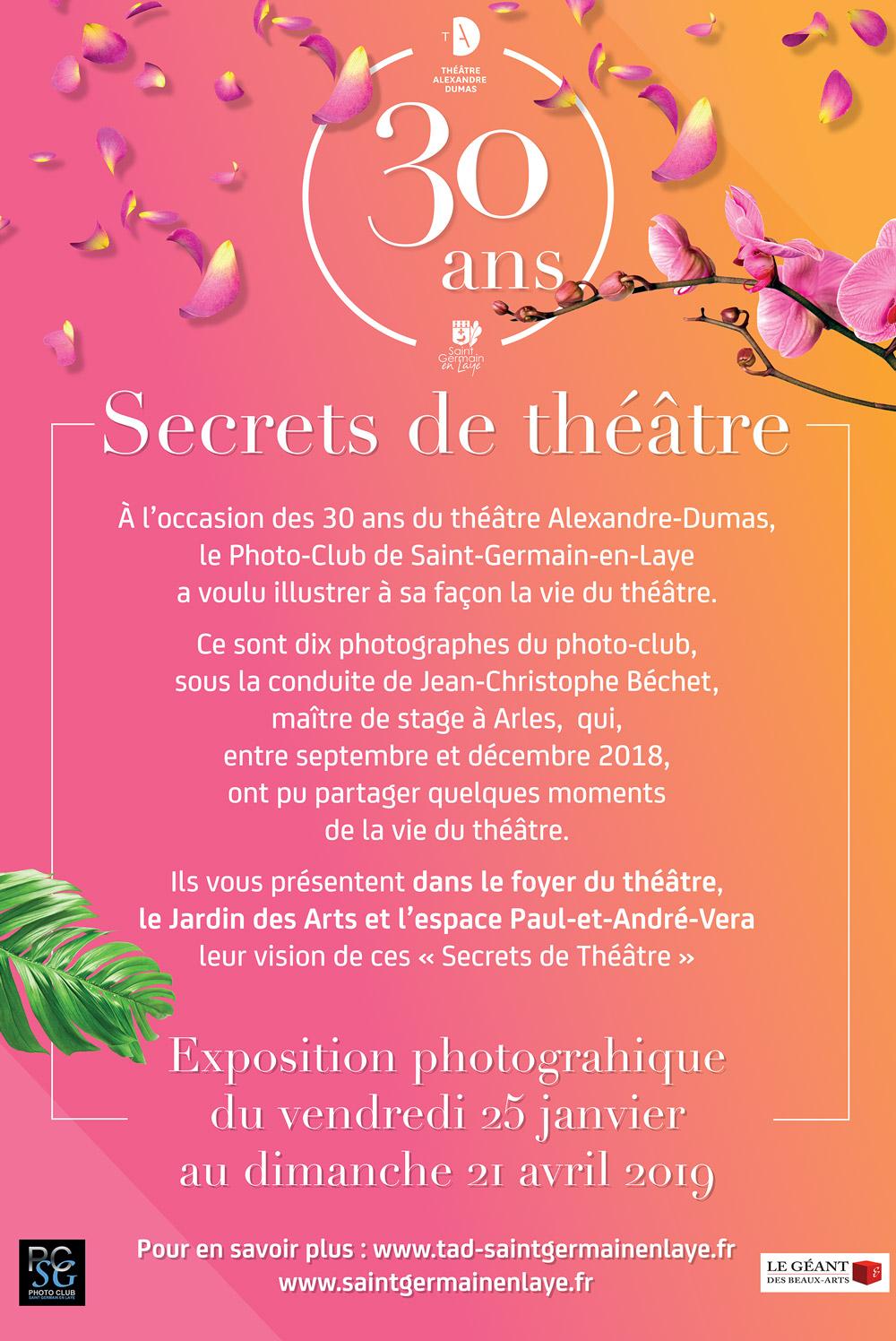 Secrets de Théâtre