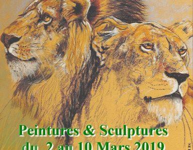 29eme exposition de peinture et sculpture