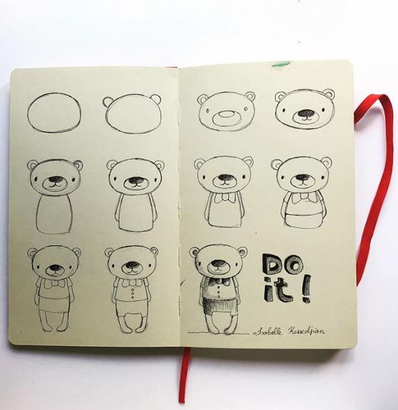 Idées dessin enfants - Do it !